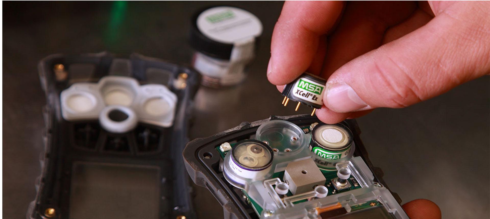 Gas Detector Calibration